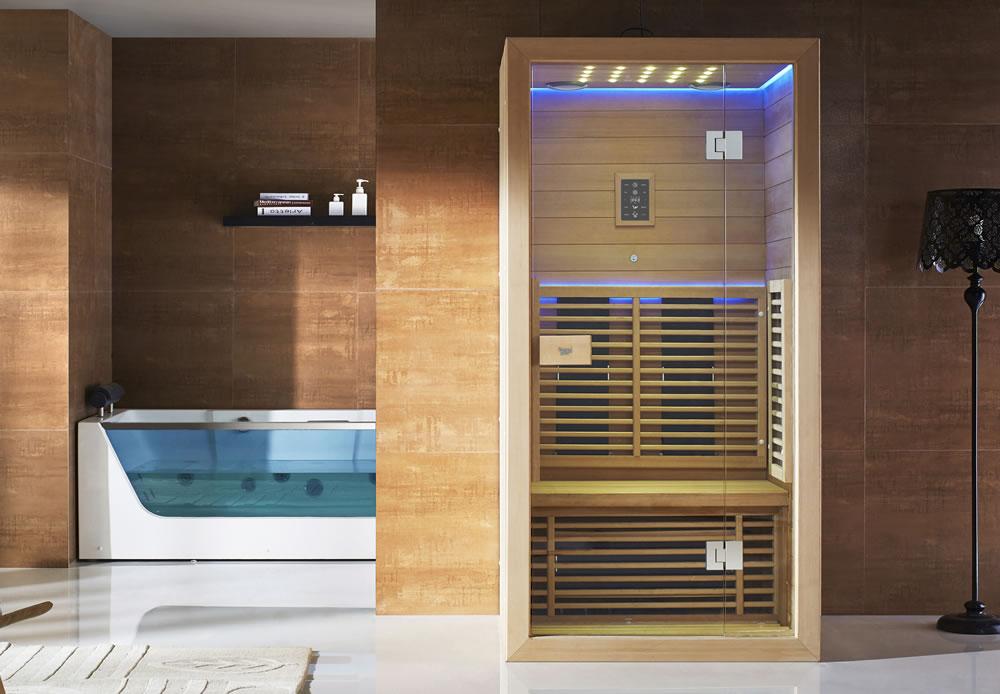 NW B401 Infrared-sauna