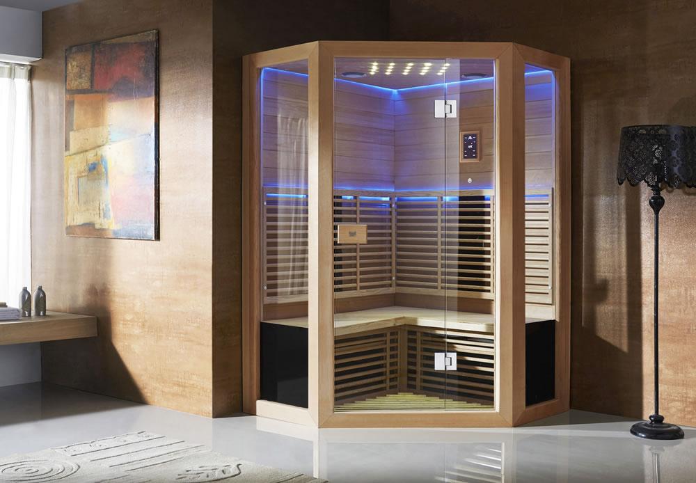 NW B406 Infrared Sauna